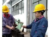 四帅组合虎虎生威——记飞球公司动力车间钳工组